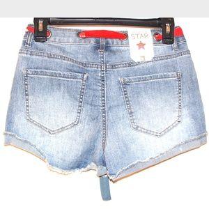 Vanilla Star jean shorts size 7